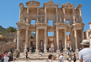 library-of-celsus-164626_1280